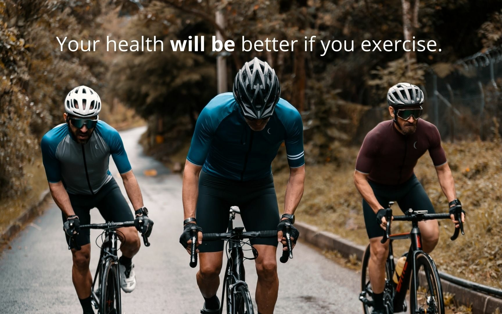 Example of a linking verb: you health WILL BE better if you exercise